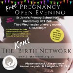 1_1 SOCIAL Open Evening flyer MONTHLY