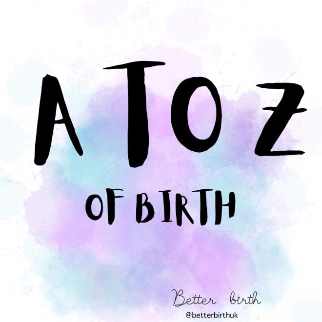 atozofbirth